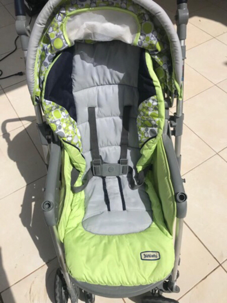 Used Stroller (juniors brand) in Dubai, UAE