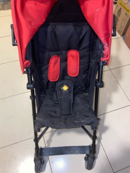 Used Made in France . safety 1st stroller in Dubai, UAE