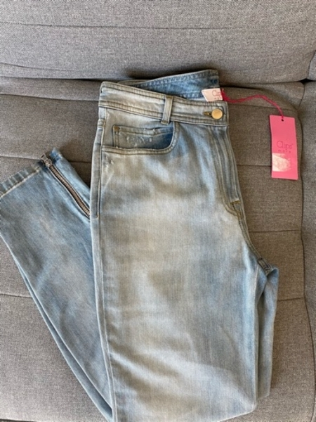 Used Clips more Jeans Size 28 in Dubai, UAE