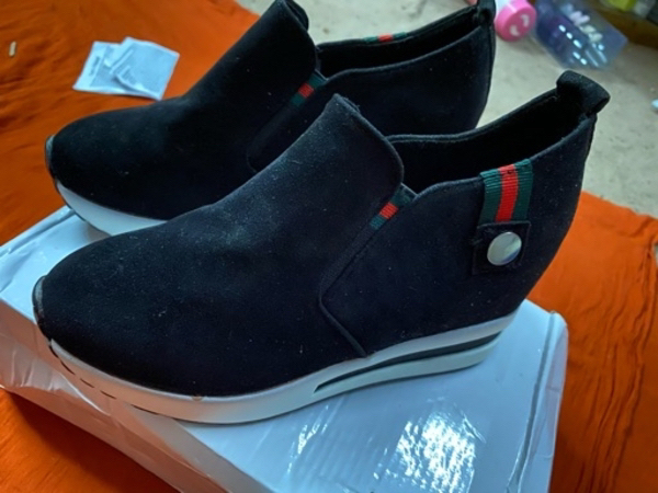 Used Women's thick soles Shoes in Dubai, UAE