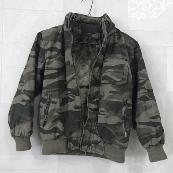 Used Army Jacket for children in Dubai, UAE