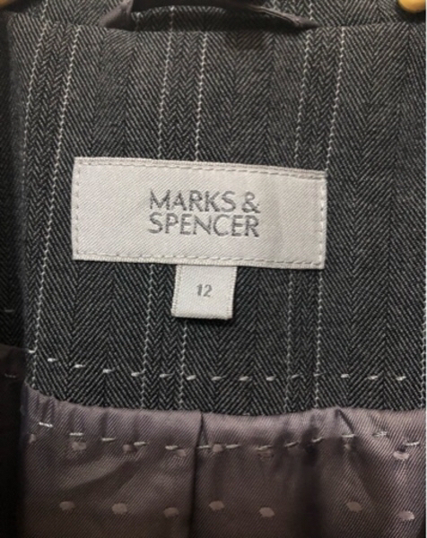 Used M&S Gray Striped Blazer in Dubai, UAE