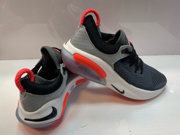 Used Nike Joy ride grey size 45, new in Dubai, UAE
