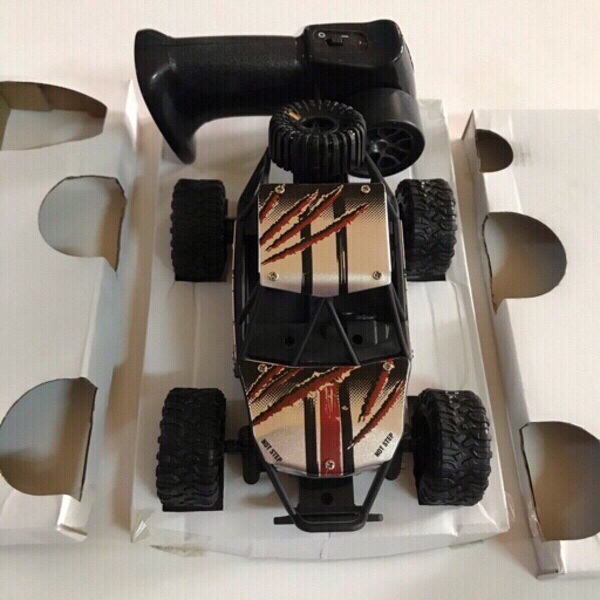 Used Bigfoot Remote control car (new) in Dubai, UAE