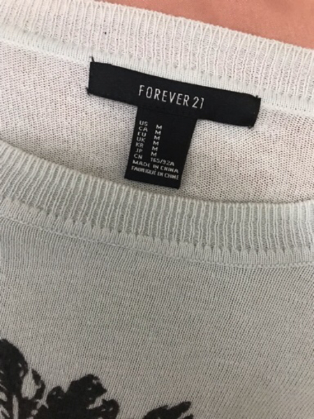 Used Top From Forever 21 in Dubai, UAE