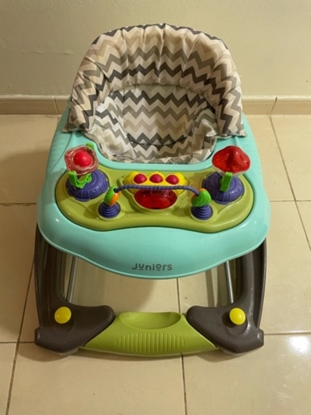 Used Juniors Walker plus rocker in Dubai, UAE
