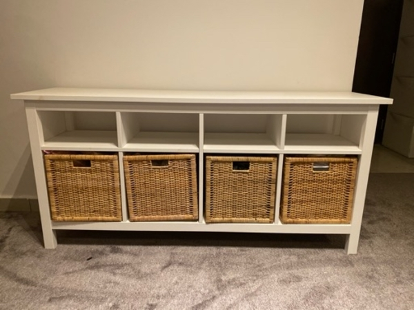 Used Storage unit/ TV stand in Dubai, UAE