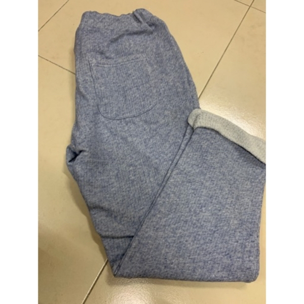 Used Silver pant for him in Dubai, UAE