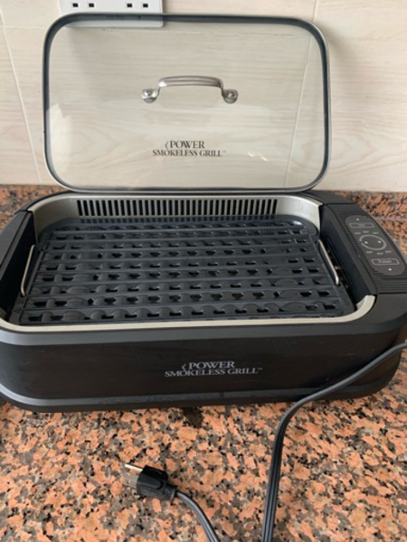 Used Power smoke less grill in Dubai, UAE