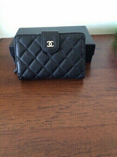 Used Chanel wallet new master copy in Dubai, UAE