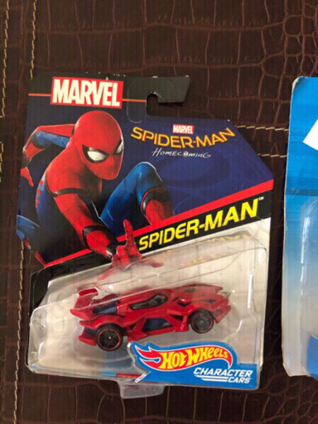 Used MARVEL SPIDER MAN CAR in Dubai, UAE