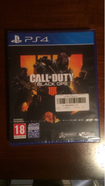 Used Black ops 4-PS4 in Dubai, UAE