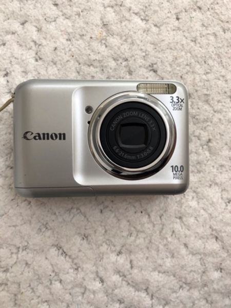 Used Canon Camera PowerShot A800 in Dubai, UAE