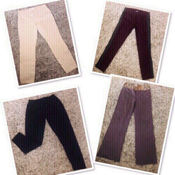 Used 4 pants for her / Large ♥️ in Dubai, UAE