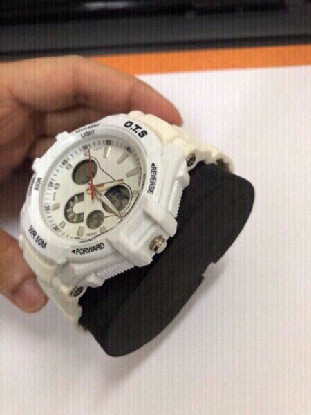 Used o.t.s sport 50m waterproof watch in Dubai, UAE