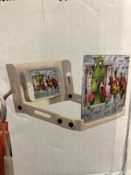 Used Lazy tv helper Phone magnifier in Dubai, UAE