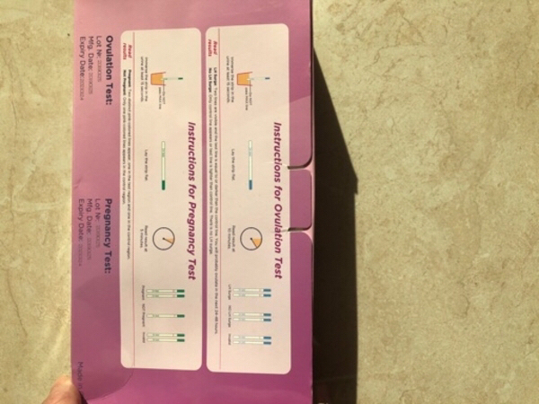 Used Pregnancy Tests & Ovulation Predict Kit in Dubai, UAE