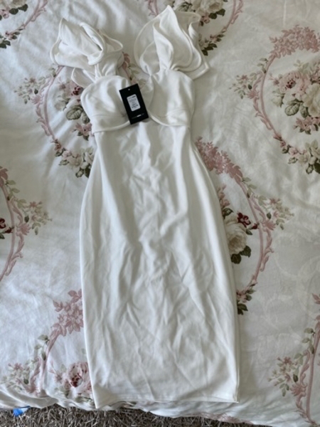 Used Fashion Nova Cocktail dress with TAG in Dubai, UAE