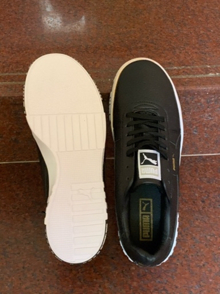 Used Puma size 44, leather type, new in Dubai, UAE