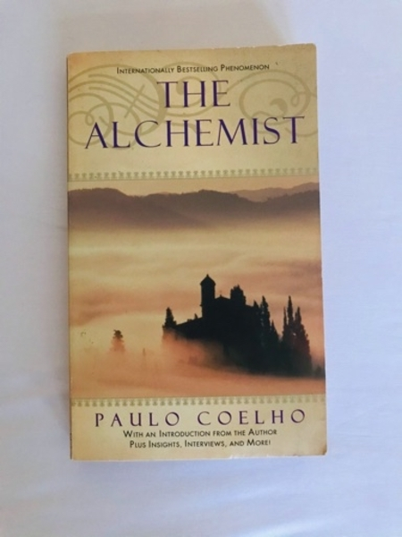 Used The alchemist novel, new in Dubai, UAE
