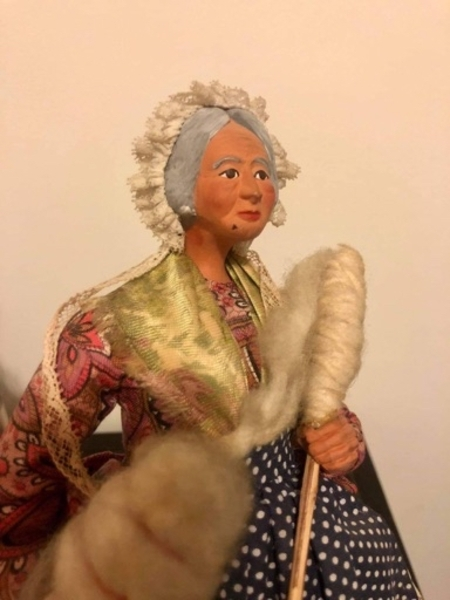 Used Antique French doll, museum quality in Dubai, UAE