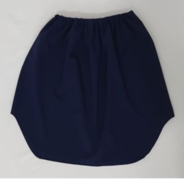 Used Navy blue skirt in Dubai, UAE