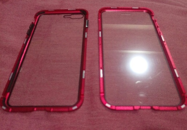 Used Two sides glass magnetic phone in Dubai, UAE