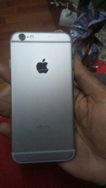 Used I phone 6 good working 16gb With charger in Dubai, UAE