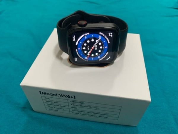 Used W26 Plus Series 6 Smart Watch in Dubai, UAE