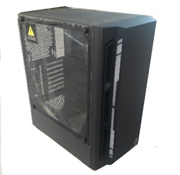 Used GAMING CASE ARGB AT FRONT SIDE in Dubai, UAE