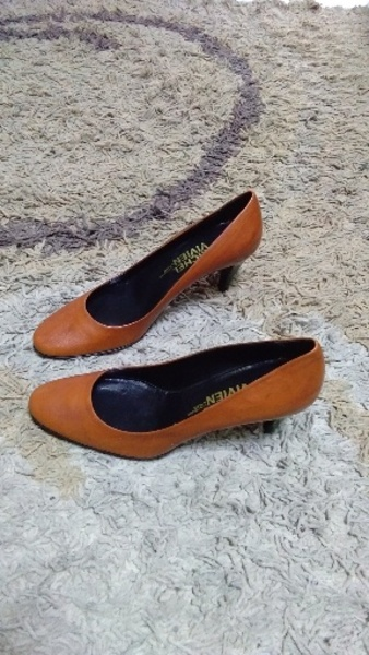 Used Original Michel Vivien shoes size 37 in Dubai, UAE