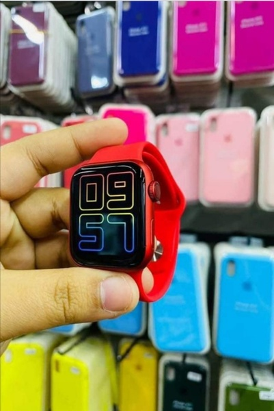 Used NEW SERIES SMART WATCH HW12 in Dubai, UAE