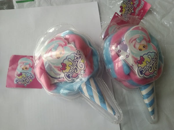 Used Marshmallow braided doll 2pcs in Dubai, UAE