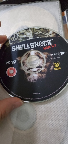 Used PC dvd game for sell in Dubai, UAE