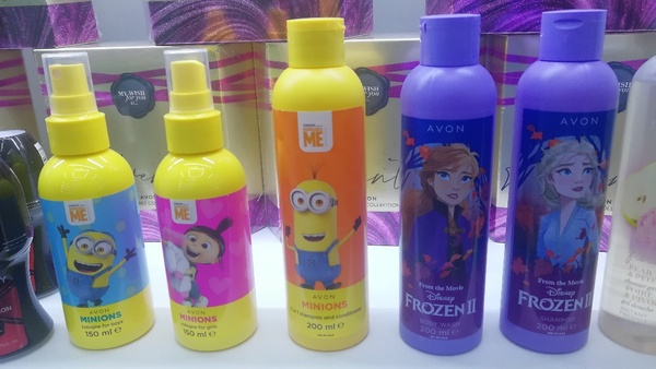 Used Avon Products for Kids in Dubai, UAE