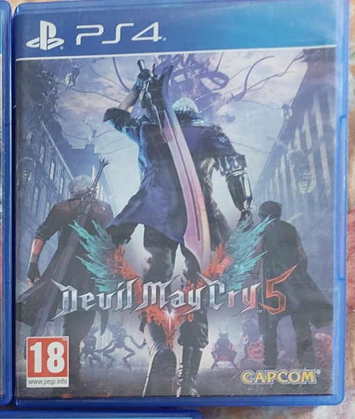 Used Devil May cry 5 for 70AED in Dubai, UAE