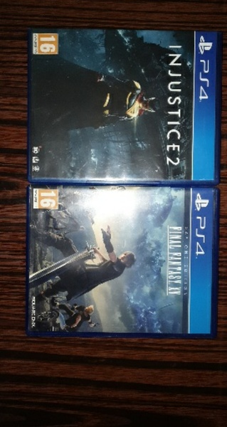 Used 2 PS4 Games for 123 in Dubai, UAE
