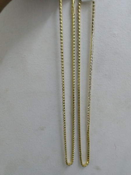Used Single Row tennis CHAIN. in Dubai, UAE