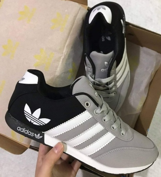 Used Adidas shoe, size 43 only in Dubai, UAE