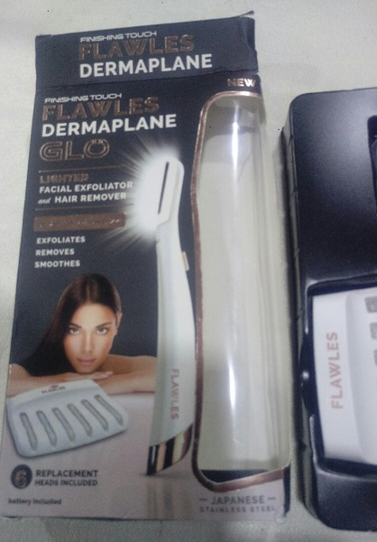 Used Luminescent face hair shaver brand new in Dubai, UAE