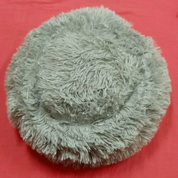 Used Round Cushion Bed for Pets (New) in Dubai, UAE