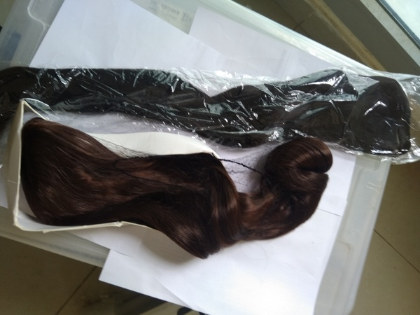 Used Hair wig in Dubai, UAE