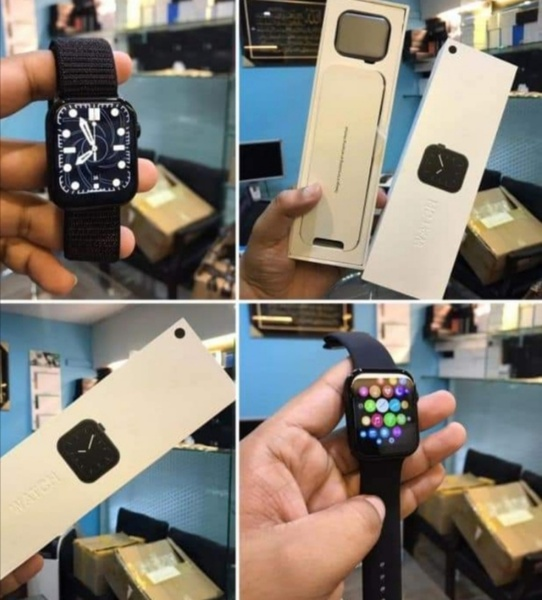 Used 💥DEAL NOW💥VERY DECENT SMARTWATCH FK78 in Dubai, UAE