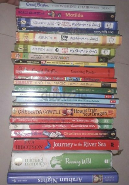 Used 22 Srory book in Dubai, UAE