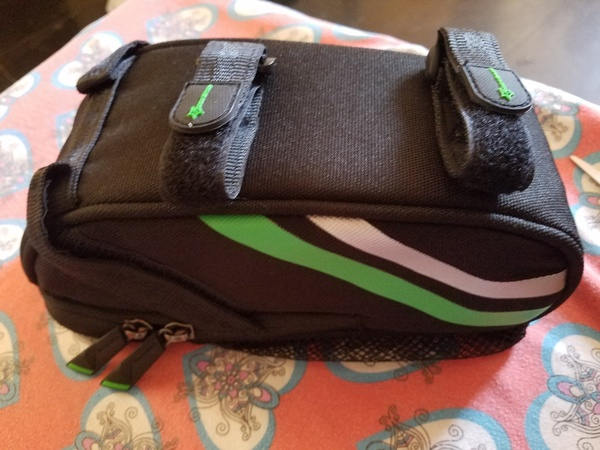 Used Waterproof bicycles tail bag in Dubai, UAE