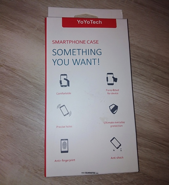 Used Yoyo tech case cover for iPhone 12 in Dubai, UAE