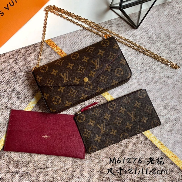 Used LV FÉLICIE POCHETTE in Dubai, UAE