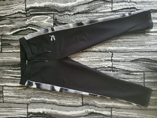 Used Puma cloud track pants for women Small in Dubai, UAE