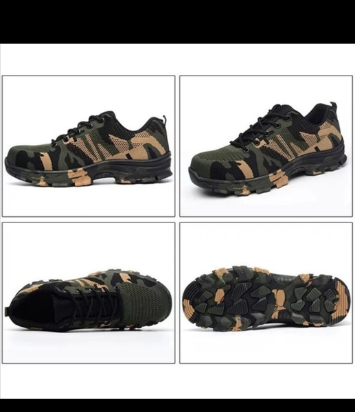 Used Safety Shoes Outdoor Breathable size 44 in Dubai, UAE