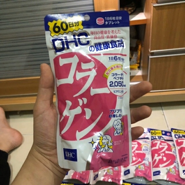Used DHC COLLAGEN FROM JAPAN in Dubai, UAE
